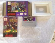 SNES – The Adventures Of Batman And Robin