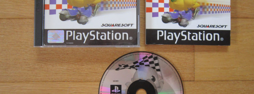 PS1 – Chocobo Racing