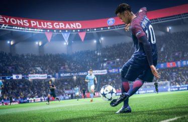 FIFA19: presentata la UEFA Champions League