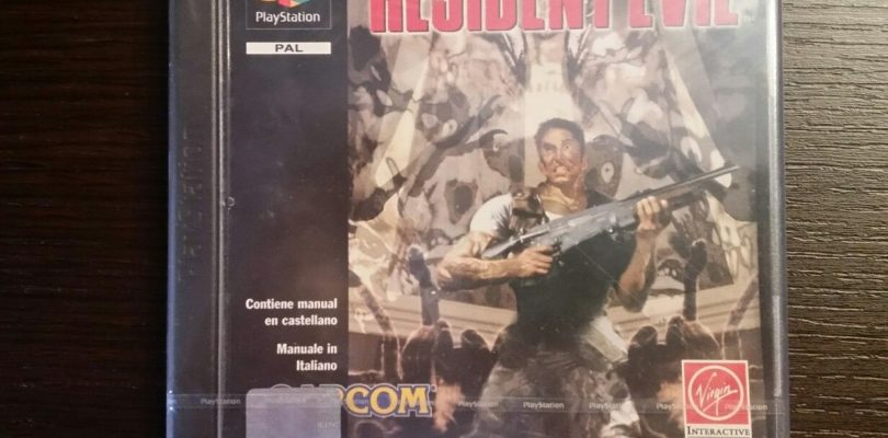 PS1 – Resident Evil – PAL – New