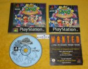 PS1 – Super Pang Collection – PAL – Complete