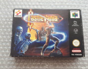 N64 – Castlevania 64 – PAL – Complete