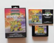 MD – Turtles The Hyperstone Heist – PAL – Complete