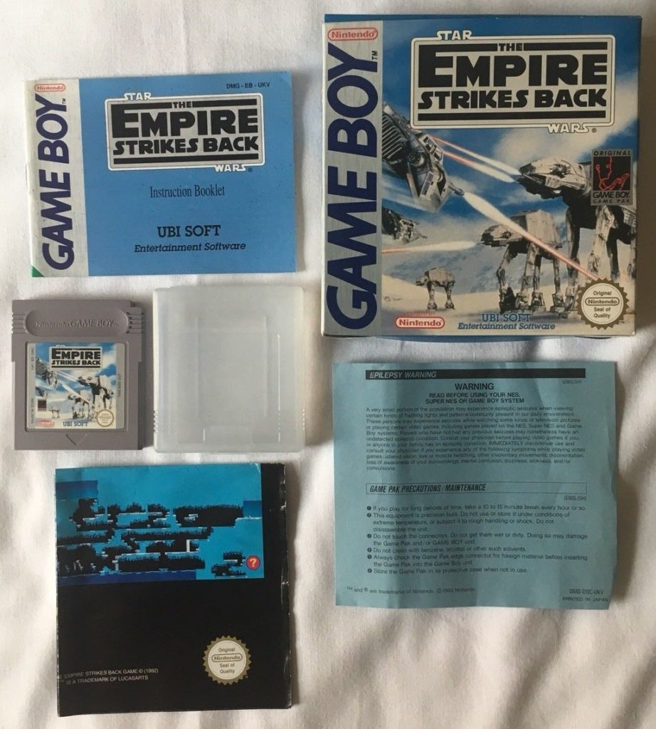 Star Wars Game Boy