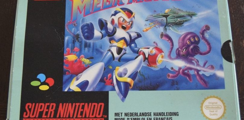 SNES – Mega Man X