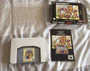 N64 – Paper Mario – PAL – Complete
