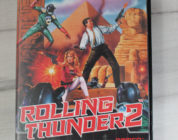 MD – Rolling Thunder 2 – PAL – Complete