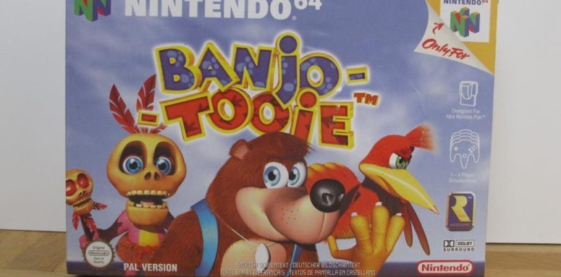 N64 – Banjo-Tooie – PAL – New
