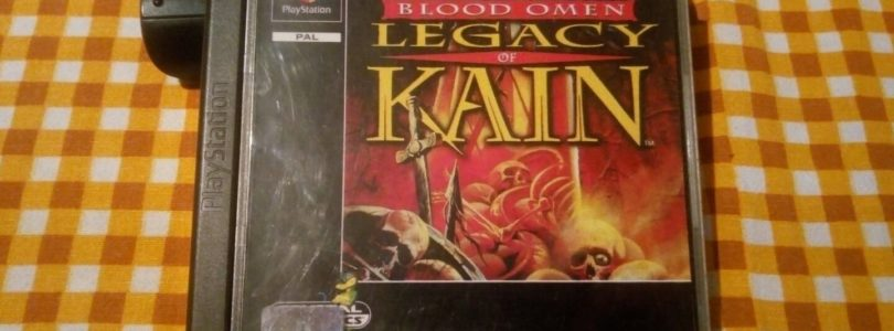 PS1 – Blood Omen Legacy Of Kain – PAL – Complete