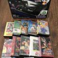 MD – Lotto Sega Mega Drive + 10 Giochi