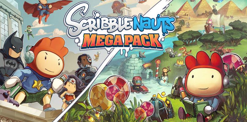Scribblenauts Mega Pack