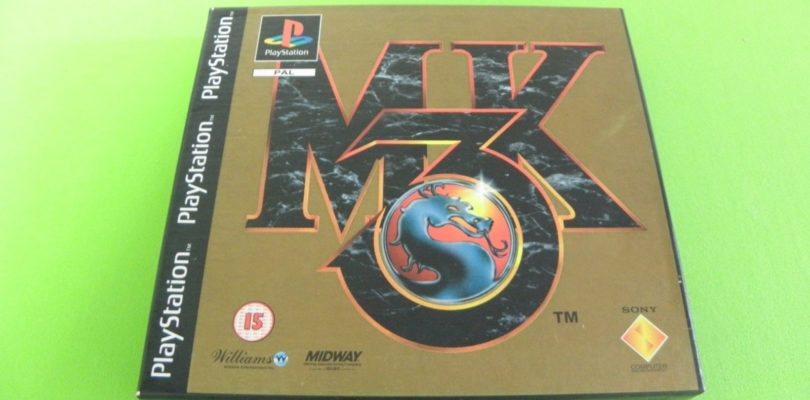 PS1 – Mortal Kombat 3 – PAL – Complete