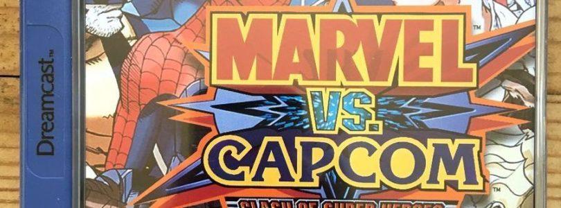 DC – Marvel Vs. Capcom – PAL – New