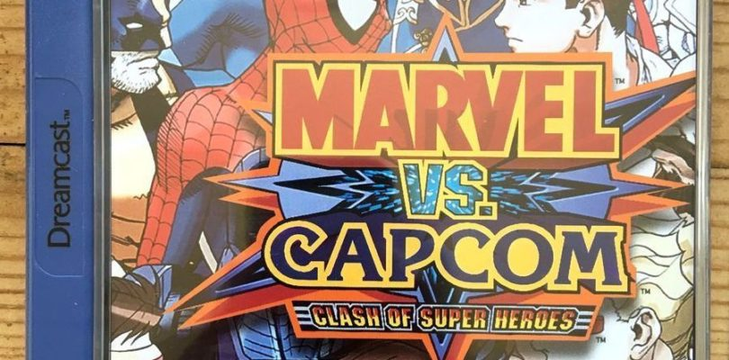 DC – Marvel Vs. Capcom – PAL – New