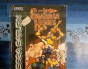 SATURN – Guardian Heroes – PAL – Complete