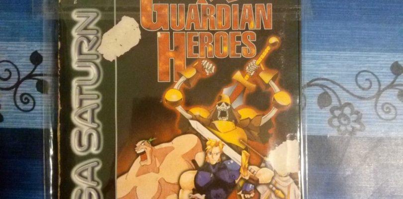 SATURN – Guardian Heroes – PAL – Complete