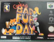 N64 – Conker's Bad Fur Day – PAL – Complete