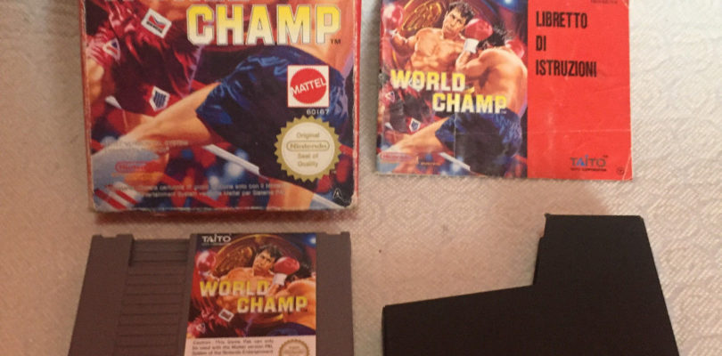 NES – World Champ