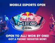 Red Bull M.E.O: gli eSports incontrano il mondo Mobile