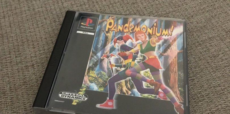 PS1 – Pandemonium – PAL – Complete