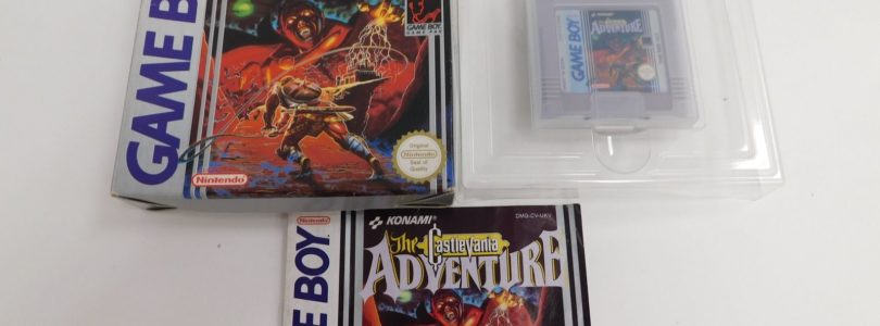GB – The Castlevania Adventure – PAL – Complete