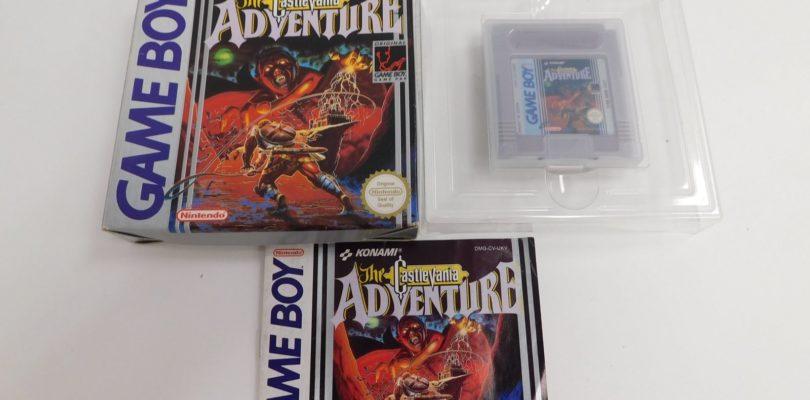 GB – The Castlevania Adventure – PAL – Complete