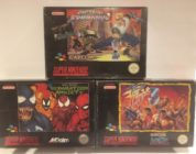 SNES – Final Fight 3, Captain Commando & Separation Anxiety – PAL – Complete