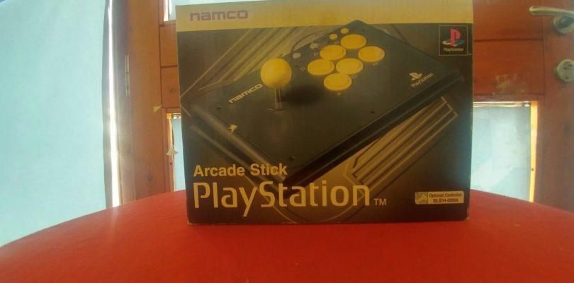 PS1 – Namco Arcade Stick – New