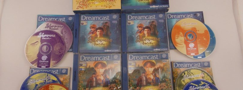 DC – Shenmue 1&2 – PAL – Complete