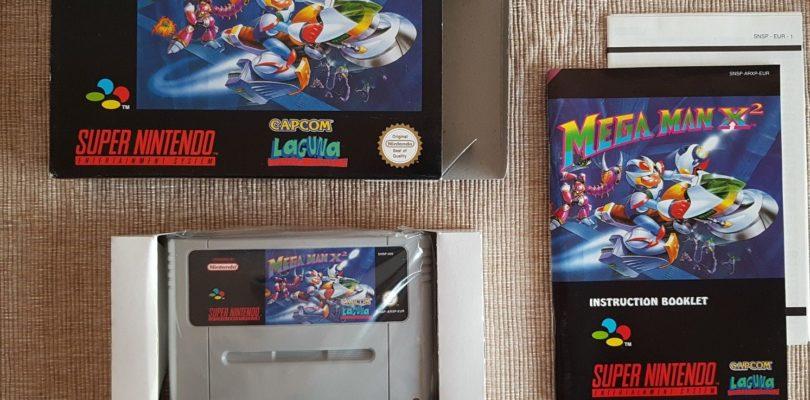 SNES – Mega Man X2 – PAL – New