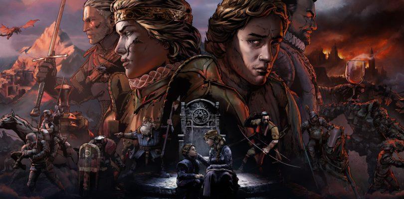 CDPR annucia i preorder per Thronebraker: The Witcher Tales