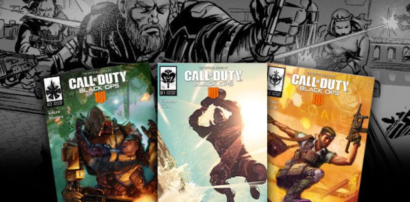 I fumetti di Black Ops gratuiti per la Community di COD