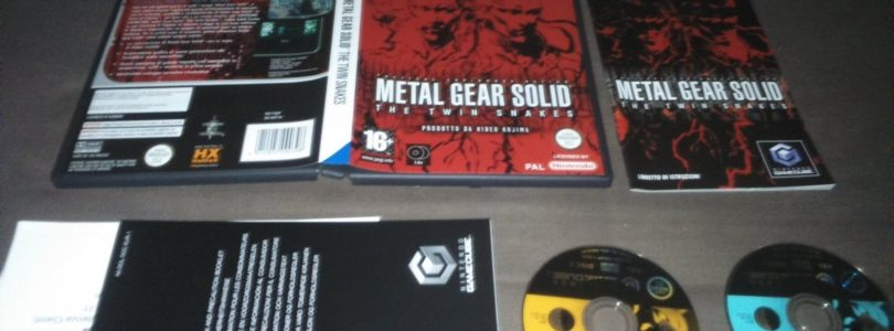 GC – Metal Gear The Twin Snakes – PAL – Complete