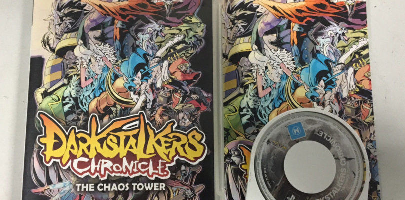 PSP – Darkstalkers Chronicle – PAL – Complete
