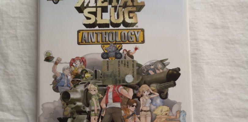 WII – Metal Slug Anthology – PAL – Complete