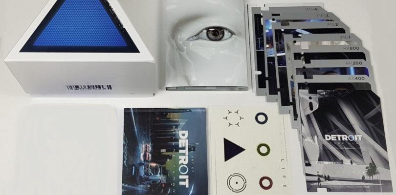 PS4 – Detroit Press Kit – Complete
