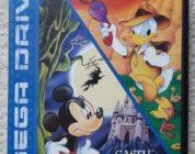 MD – Castle Of Illusion & Quackshot – PAL – Complete