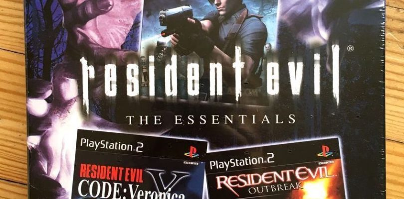 PS2 – Resident Evil The Essentials – NTSC – New