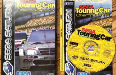 SATURN – Sega Touring Car – PAL – Complete