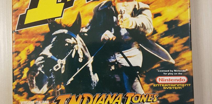 NES – Indiana Jones Last Crusade – PAL – Complete