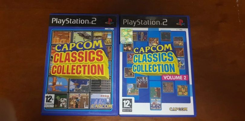 PS2 – Capcom Classics 1 & 2 – PAL – Complete