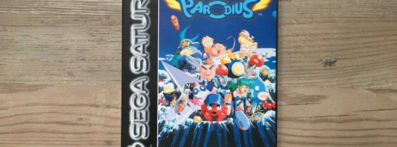 SATURN – Parodius – PAL – Complete