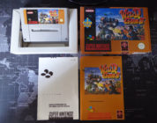 SNES – Wild Guns – PAL – Complete