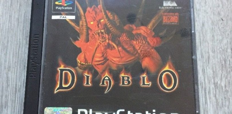 PS1 – Diablo – PAL – Complete
