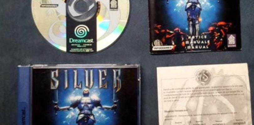 DC – Silver – PAL – Dreamcast