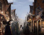 WB Games annuncia Harry Potter: Wizards Unite