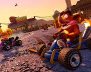 Crash ritorna con Team Racing Nitro-Fueled