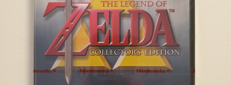 GC – Zelda Collector's Edition – PAL – NEW