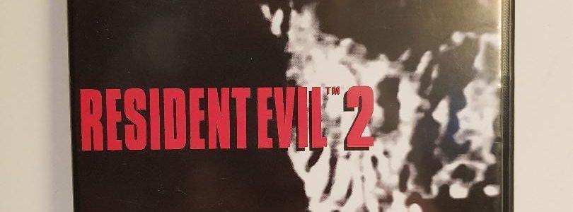 GC – Resident Evil 2 -PAL – Complete