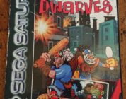 SATURN – Three Dirty Dwarves – PAL – Complete
